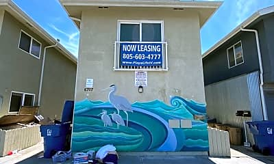 Community Signage, 6707 Del Playa Dr, 0