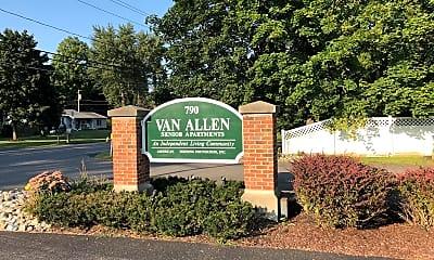 Van Allen Senior Apartments, 1