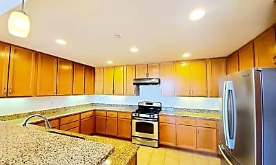 Kitchen, 1388 Broadway, 1