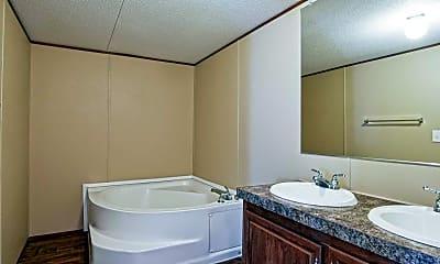 Bathroom, Seascape, 2