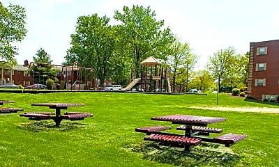 Playground, The Alden, 2