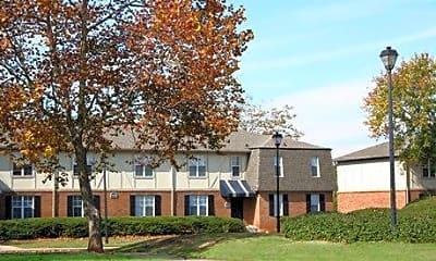 Building, Sedgefield Apartments, 1
