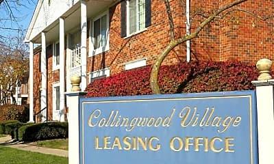 Leasing Office, Collingwood Village, 0