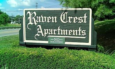 Community Signage, 3201 Georgetown Rd 8-08, 2