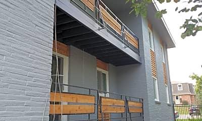 95 West Luxury Apartments, 2