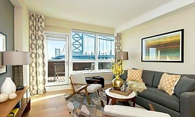 Living Room, 234 N Christopher Columbus Blvd, 0