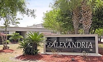 Community Signage, The Alexandria, 0