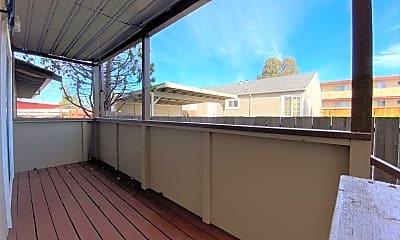 Patio / Deck, 2540 Grove Way, 2