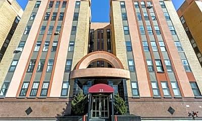 Building, 25 W Broadway 615, 1
