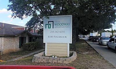 Woodway Apartments, 1