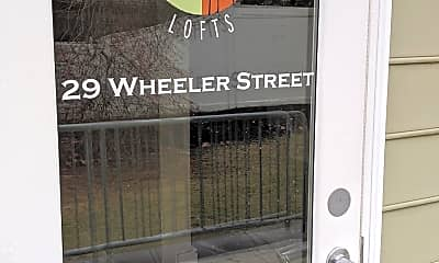 Building, 29 Wheeler St, 1