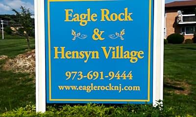 Eagle Rock Village And Hensyn Village, 1