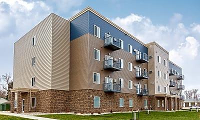 Building, Harper Heights Independent Senior Living Apartments, 0