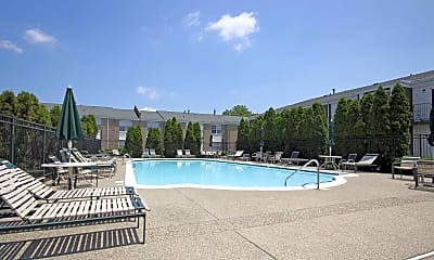Pool, King George, 1