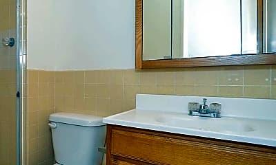Bathroom, Bonne Villa Apartments, 2