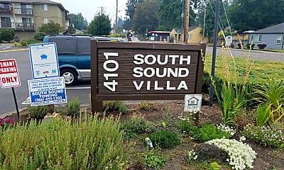 South Sound Villa, 1