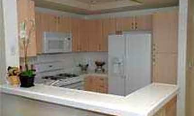 Kitchen, Capri Apartments, 2