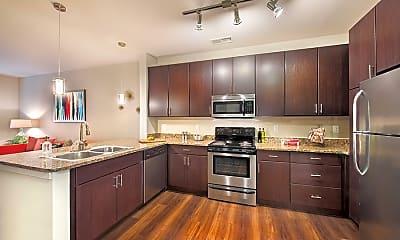 Kitchen, 5618 Venice St, 1