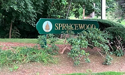 Sprucewood Apartments, 1