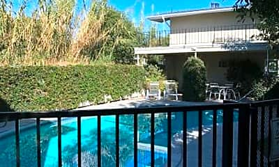 Pool, Centrepointe Apartments, 1