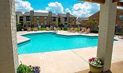 Pool, Cimarron Trails, 1