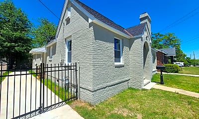 Building, 1525 Warm Springs Rd, 1