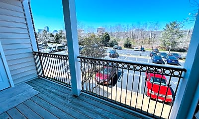 Patio / Deck, 1530 Spring Gate Dr. 9217, 2