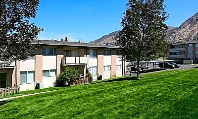 Building, Bonne Villa Apartments, 0
