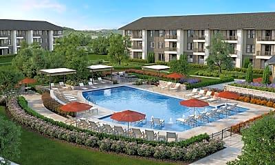 Pool, Hanover Lantana Hills, 1