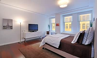 Bedroom, 55 Wall St 727, 1