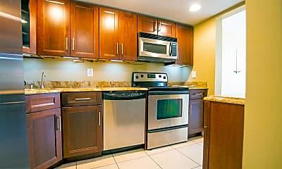 Kitchen, 107 Lombard St B, 1
