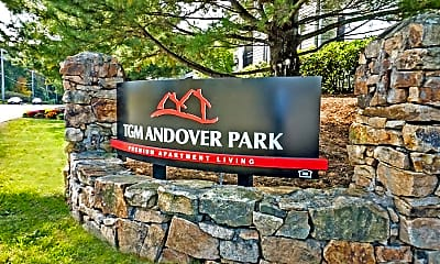 Community Signage, TGM Andover Park, 2