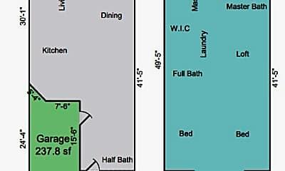 Building, 14916 Savannah Hall Dr, 1