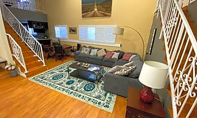 Living Room, 4855 Orion Ave, 1