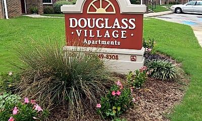 Douglas Village Apartments, 1