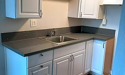 Kitchen, 100 E 69th Way, 1