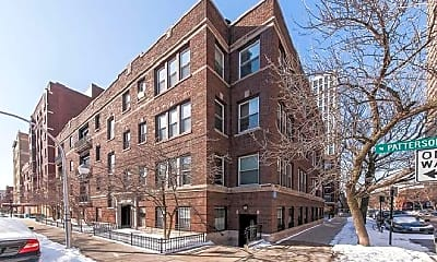 Building, 600 W Patterson Ave, 1