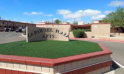 Carousel Plaza, 1