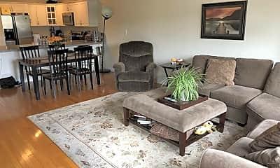 Living Room, 415 Newark St. 2F, 0