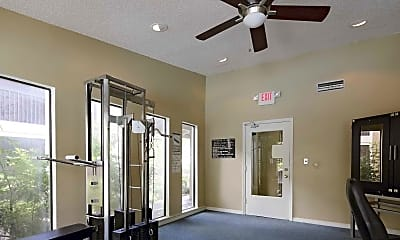 Fitness Weight Room, Park Place, 2