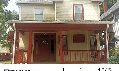 Building, 203 Twelfth St., #1, 1