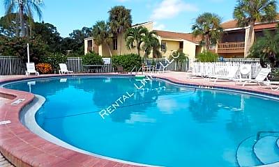 Pool, 3463 Clark Road - 161, 2
