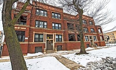 Building, 5300 S Michigan, 0