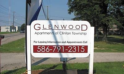 Glenwood Apartments of Clinton Township, 0