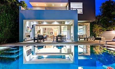 Living Room, 6406 Drexel Ave, 1
