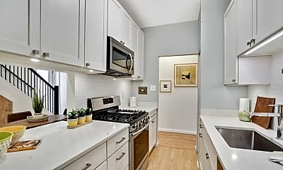 Kitchen, 46 James St, 2