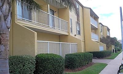 Building, Carelton Courtyard, 1