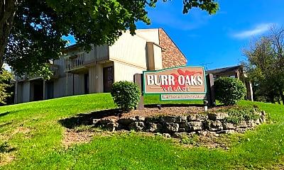 Burr Oaks Village, 1
