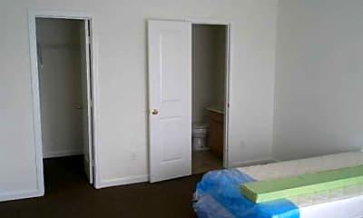 Bedroom, University Corner Townhomes, 2