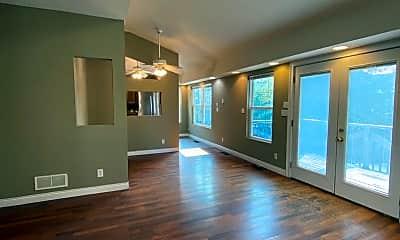 Living Room, 1400 Rosemary Ln, 0